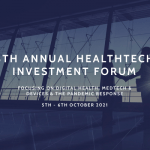 8th Annual HealthTech Investment Forum — 5-6 October 2021