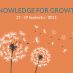 Knowledge for Growth — 27-29 September 2021